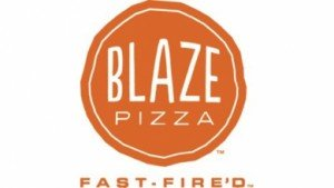Blaze-Fast-Fired Pizza