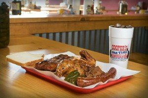 Cooper's Old Time Pit Bar-B-Que-RestaurantMealPrices